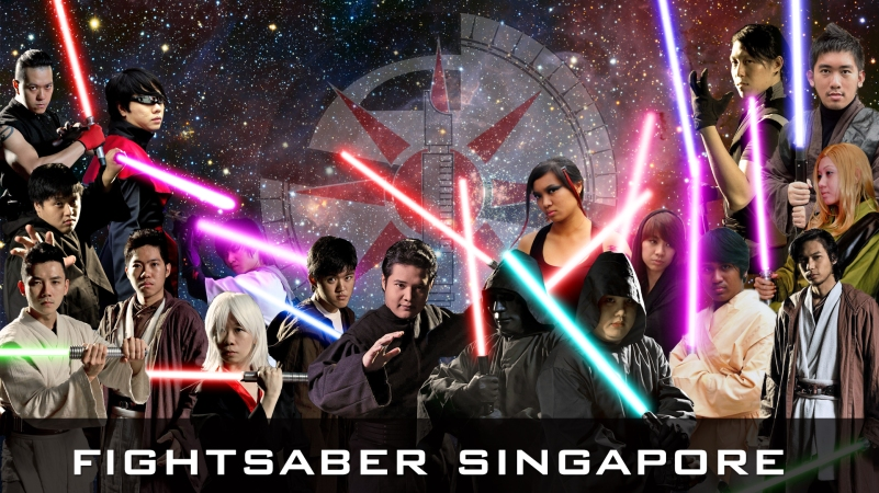 FightSaber Singapore