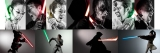 The Dark Side & The Light; A Star Wars Photoshoot